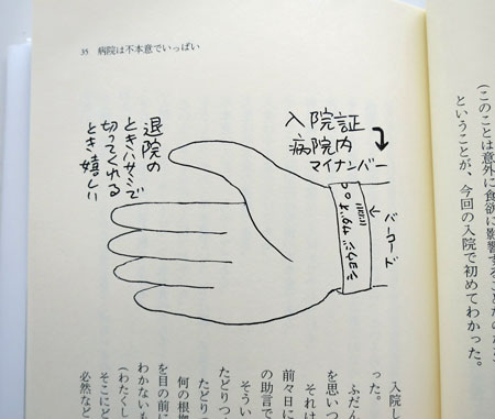4.東海林さだお ガン入院オロオロ日記 3.jpg